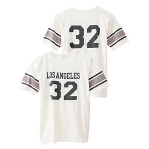【WIN, C/WIN】フットボールTシャツ 18SS 【春夏新作】70'S ヴィンテージ チャンピオン(C3-M362)