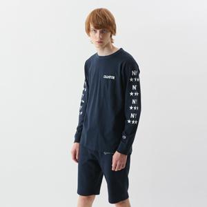 ロングスリーブTシャツ 18SS 【春夏新作】キャンパス チャンピオン(C3-M409)