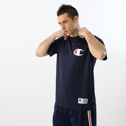 DRYSAVER Tシャツ 18SS 【春夏新作】CAGERS チャンピオン(C3-MB352)