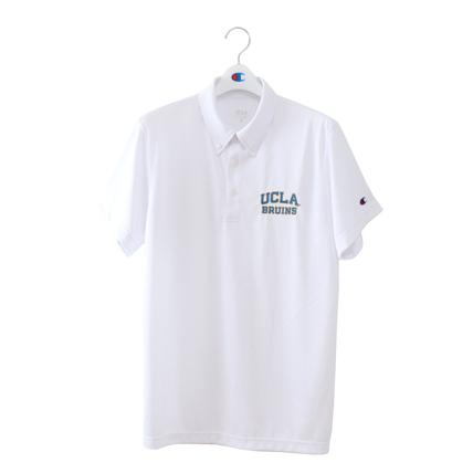 プラクティスポロシャツ 18SS 【春夏新作】UCLA チャンピオン(C3-MB365)