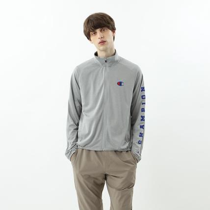 DRY GRID ジップジャケット 18SS 【春夏新作】TRAINING チャンピオン(C3-MS004)