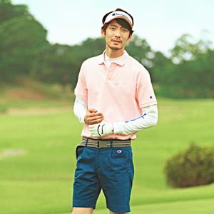 ポロシャツ 18SS 【春夏新作】GOLF チャンピオン(C3-MS301)