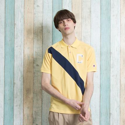 ポロシャツ 18SS 【春夏新作】GOLF チャンピオン(C3-MS307)