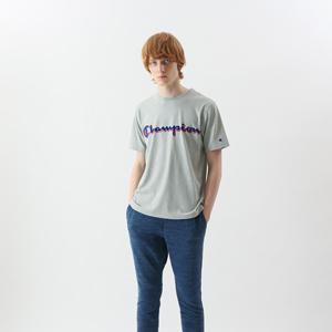 C VAPOR COOL Tシャツ 18SS 【春夏新作】アクションスタイル チャンピオン(C3-MS331)