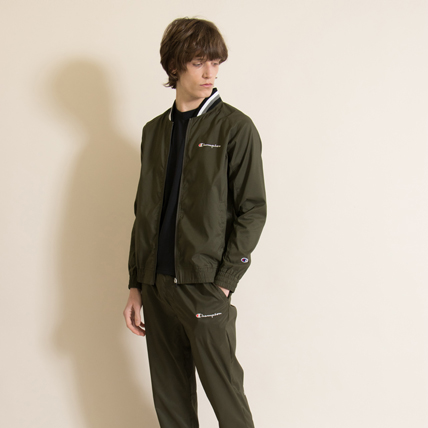 DOT AIR ジップジャケット 18SS 【春夏新作】TRAINING チャンピオン(C3-MSC05)