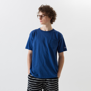 T1011(ティーテンイレブン) ポケット付き US Tシャツ 17FW MADE IN USA チャンピオン(C5-B303)
