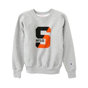 リバースウィーブ(赤タグ)クルーネックスウェットシャツ(12.5oz) 17FW MADE IN USA チャンピオン(C5-L001)
