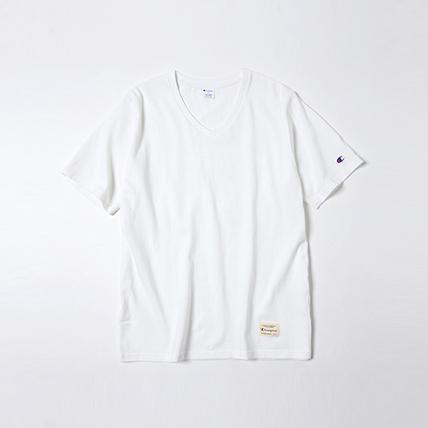 IVY VネックTシャツ 17SS スタンダード チャンピオン(C8-H303)