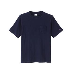インレイポケットTシャツ 17SS スタンダード チャンピオン(C8-K306)