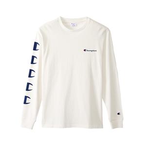 プリントロングスリーブTシャツ 17FW 【秋冬新作】スタンダード チャンピオン(C8-L403)