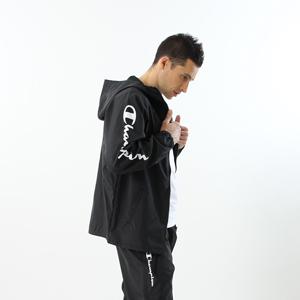 ナイロンジップフードジャケット 18SS 【春夏新作】スタンダード チャンピオン(C8-M602)