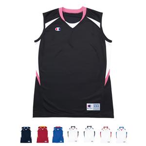 【予約商品】ウィメンズ ゲームシャツ 16SS BASKETBALL チャンピオン(CBLR2201)