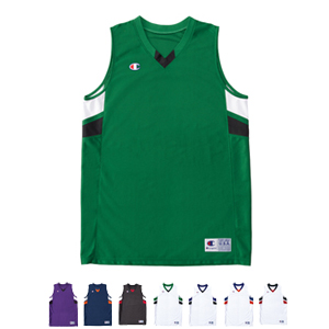 【予約商品】ウィメンズ ゲームシャツ 16SS BASKETBALL チャンピオン(CBLR2205)