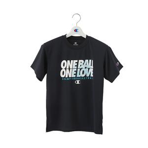 キッズ プラクティスTシャツ 17FW 【秋冬新作】BASKETBALL チャンピオン(CK-LB334)