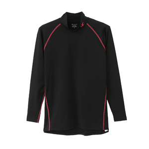 モックネックロングスリーブTシャツ 17FW チャンピオン(CM4HL261)