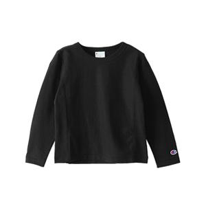 キッズ リバースウィーブロングスリーブTシャツ 17FW リバースウィーブ チャンピオン(CS4310)