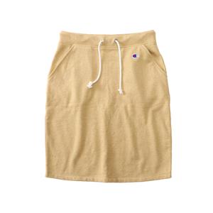 ウィメンズ ミドルスウェットスカート 18SS チャンピオン(CW-K219)
