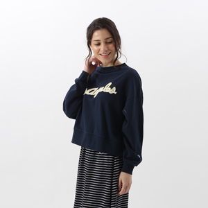ウィメンズ クルーネックスウェットシャツ 17FW チャンピオン(CW-L002)
