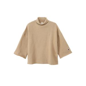 ウィメンズ リバースウィーブハイネックスウェットシャツ(11.5oz) 17FW チャンピオン(CW-L009)