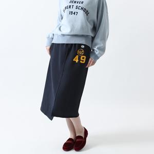 ウィメンズ スウェットスカート 17FW 【秋冬新作】チャンピオン(CW-L207)