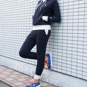 ウィメンズ ロングパンツ 17FW 【秋冬新作】TRAINING チャンピオン(CW-LS202)