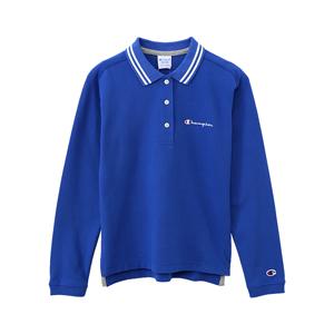 ウィメンズ ロングスリーブポロシャツ 17FW GOLF チャンピオン(CW-LS460)