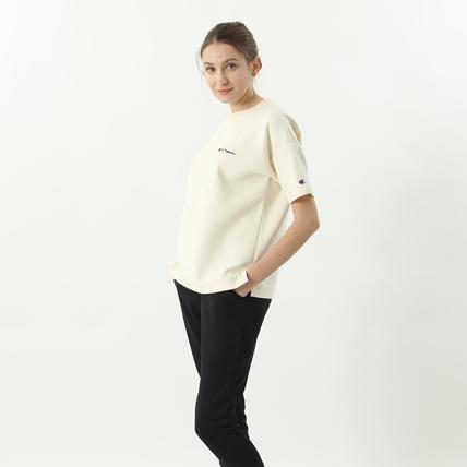 ウィメンズ Wrap-Air ショートスリーブシャツ 18SS 【春夏新作】アクティブスタイル チャンピオン(CW-MS003)