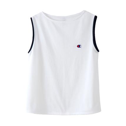 ウィメンズ C VAPOR COOL ノースリーブシャツ 18SS 【春夏新作】アクティブスタイル チャンピオン(CW-MS319)