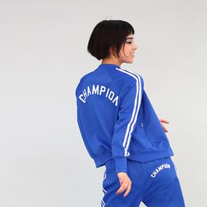 ウィメンズ トラックジャケット 18SS 【春夏新作】アクティブスタイル チャンピオン(CW-MSE01)