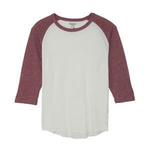 3/4スリーブ【7分袖】ラグランTシャツ 15FW ヘインズカジュアル ヘインズ(H3-C401)
