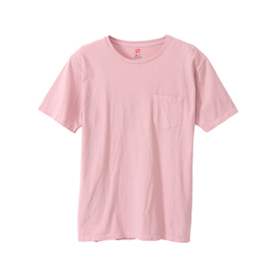 ポケット付きTシャツ 18SS 【春夏新作】ヘインズスポーツウェア ヘインズ(H3-M310)