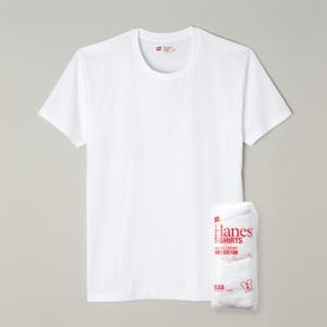 ジャパンフィット【2枚組】クルーネックTシャツ 17FW Japan Fit ヘインズ(H5110)