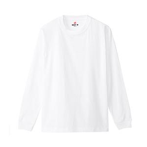 ビーフィーロングスリーブTシャツ 17FW BEEFY-T ヘインズ(H5186)