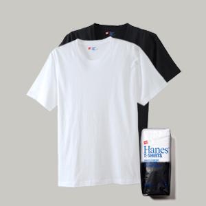 ジャパンフィット ブルーパック【2枚組】クルーネックTシャツ 18SS【春夏新作】Japan Fit ヘインズ(H5220)