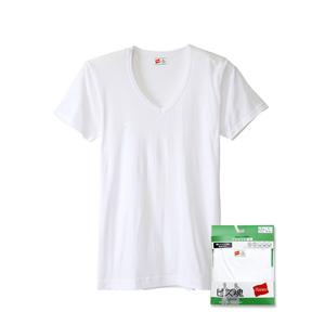 ビズ魂 VネックTシャツ 17FW 魂シリーズ ヘインズ(HM1-K202)