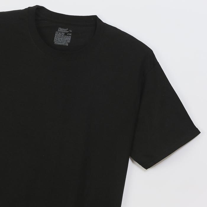 【3枚組】オープンエンドクルーネックTシャツ 20SS グローバルバリューライン ヘインズ(HM1EG751)