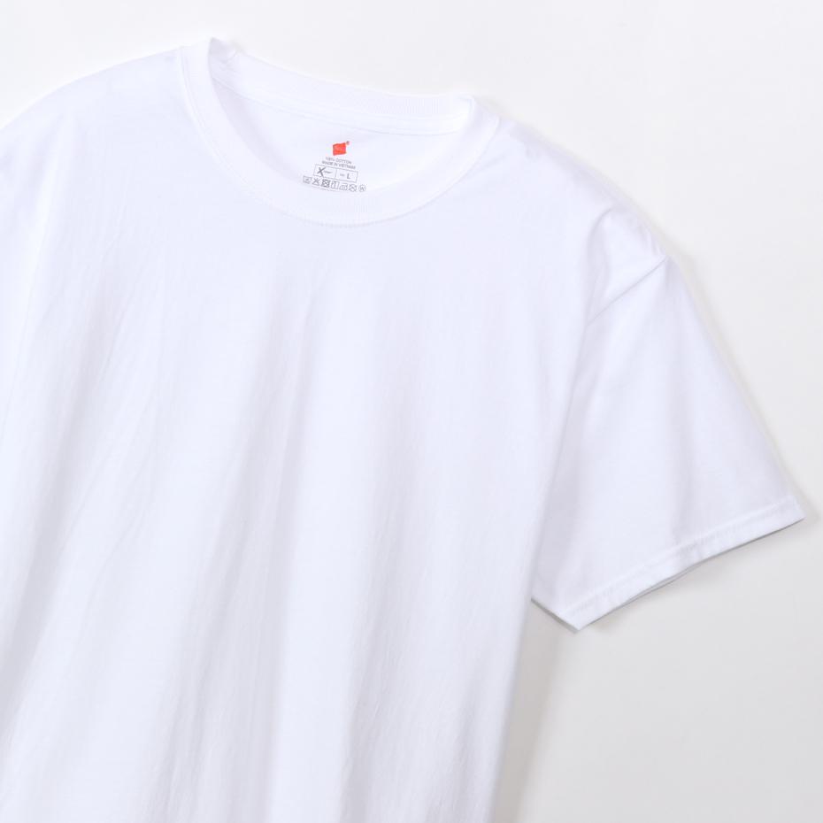 X-TEMP クルーネックTシャツ 19FW ヘインズ(HM1EM201)