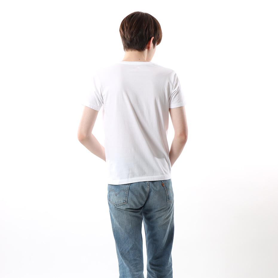 ジャパンフィット【2枚組】VネックTシャツ 5.3oz 19SS Japan Fit ヘインズ(H5315)