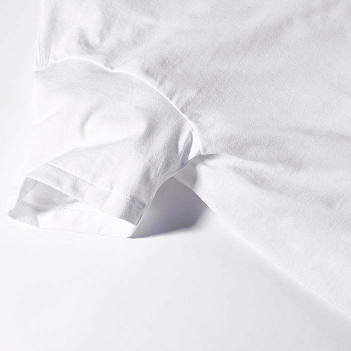 ヘインズ プレミアムジャパンフィット ポケット付クルーネックTシャツ 19FW PREMIUM Japan Fit(HM1-F004)