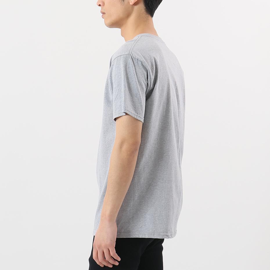 【3枚組】オープンエンドクルーネックTシャツ 20FW グローバルバリューライン ヘインズ(HM1EG751)