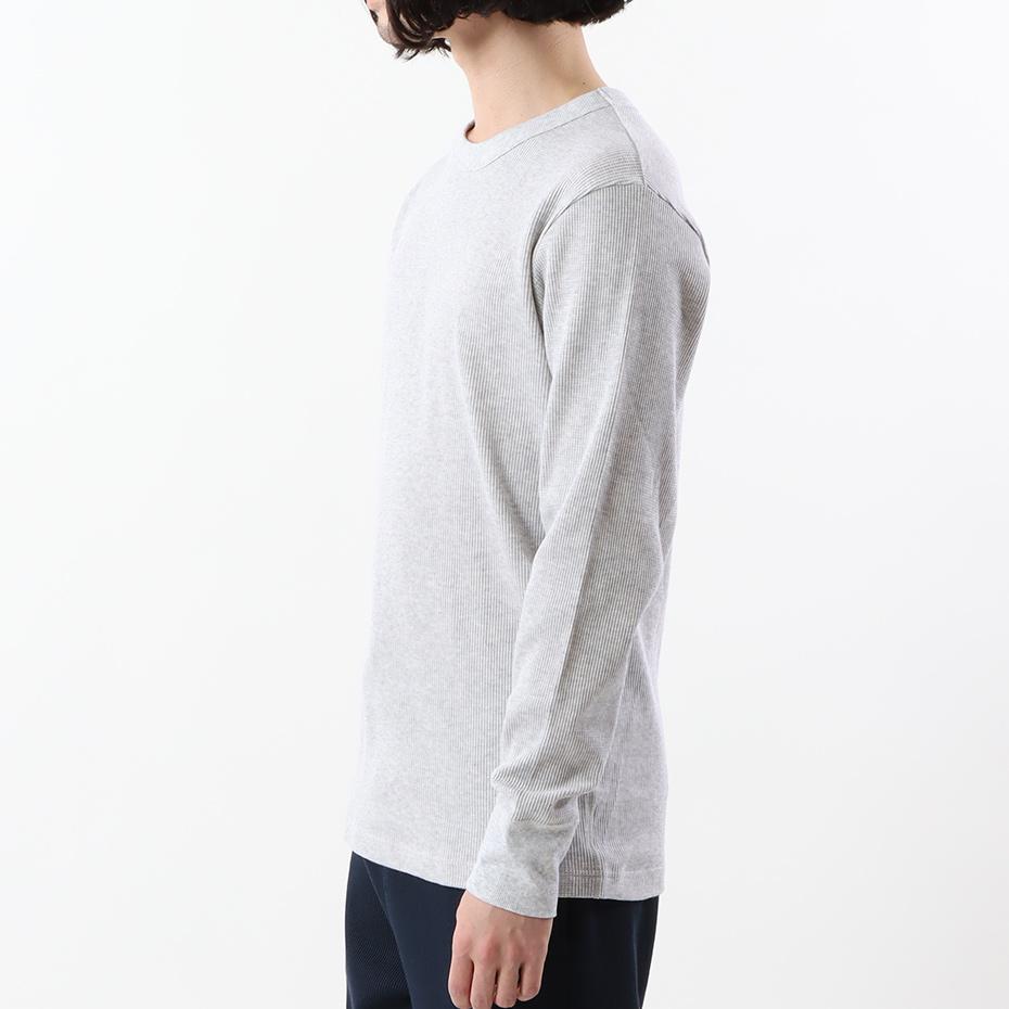 ビーフィーサーマルクルーネックロングスリーブTシャツ 19FW 【秋冬新作】BEEFY-T ヘインズ(HM4-Q103)