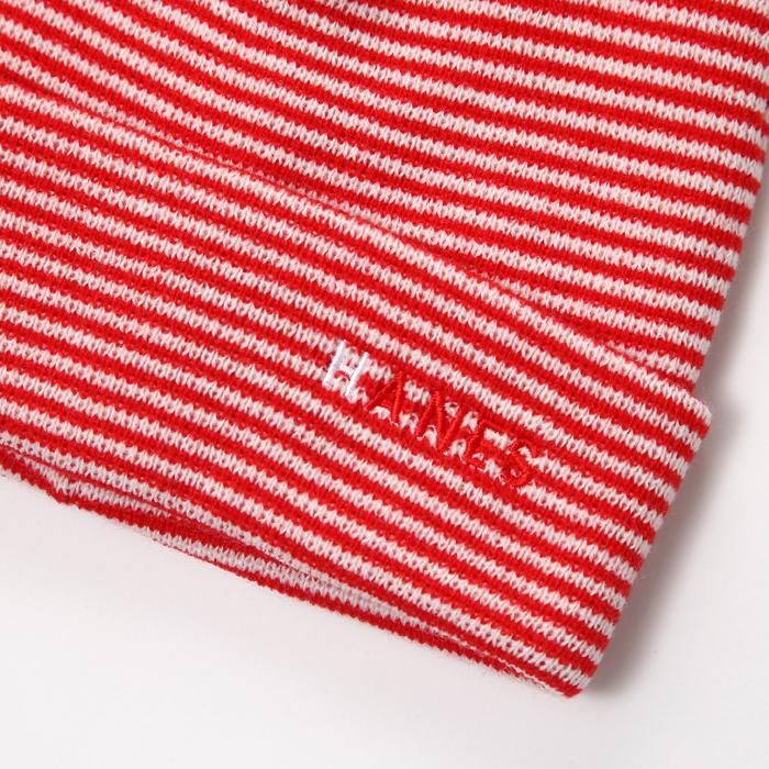 ボーダー刺繍ニット 16FW ヘインズ(HS1606-04)