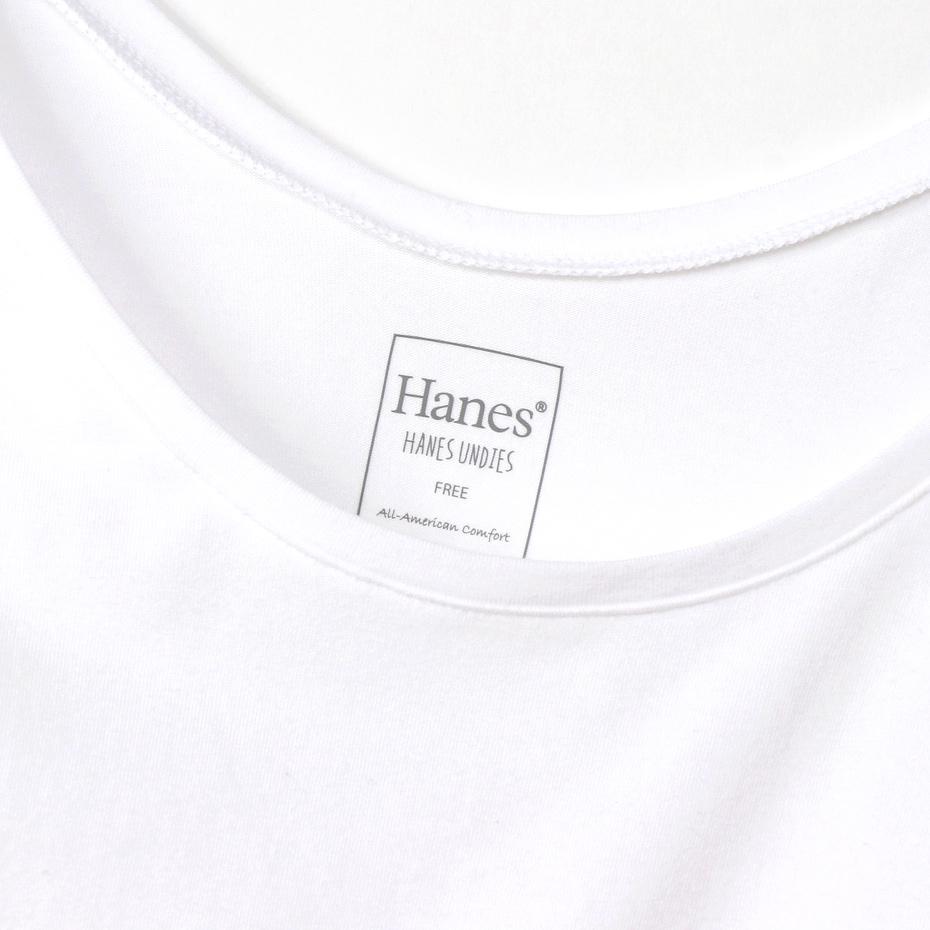ウィメンズ ストレッチフィット 20FW Hanes UNDIES Plus+ ヘインズ(HW4-S503)