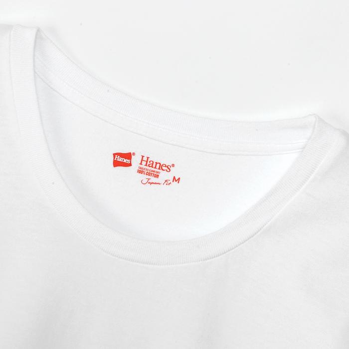 ウィメンズ ジャパンフィット【2枚組】クルーネックTシャツ 18SS Japan Fit for HER ヘインズ(HW5120)