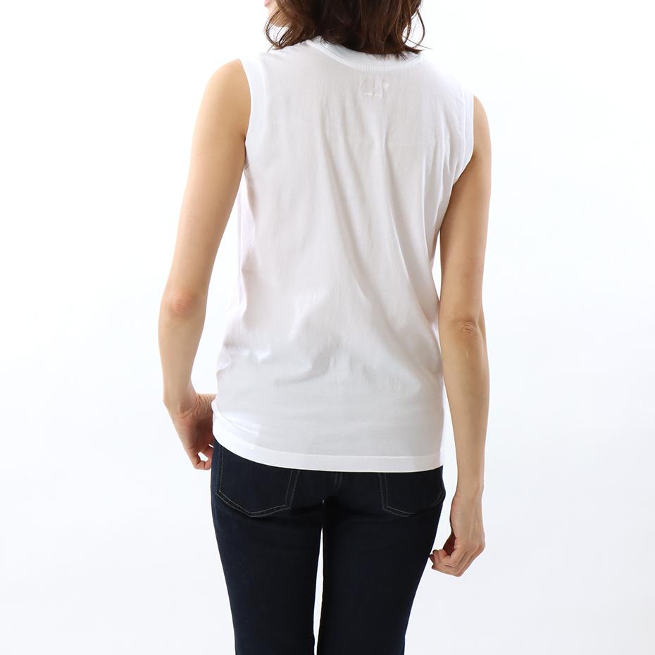 ウィメンズ ジャパンフィット【2枚組】スリーブレスTシャツ 5.3oz 19FW Japan Fit for HER ヘインズ(HW5317)
