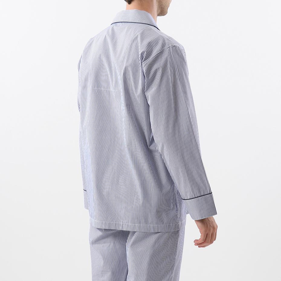 LUXURY LINE ストライプ パジャマ 20FW ポロ ラルフ ローレン(RM6-N001)