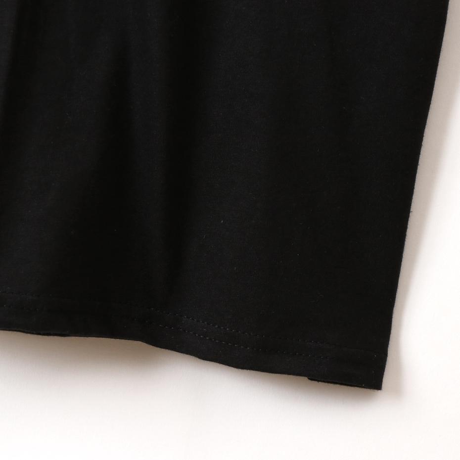 大きいサイズ【2枚組】ビジカジ魂 VネックTシャツ 20SS 魂シリーズ ヘインズ(HM1ER702K)