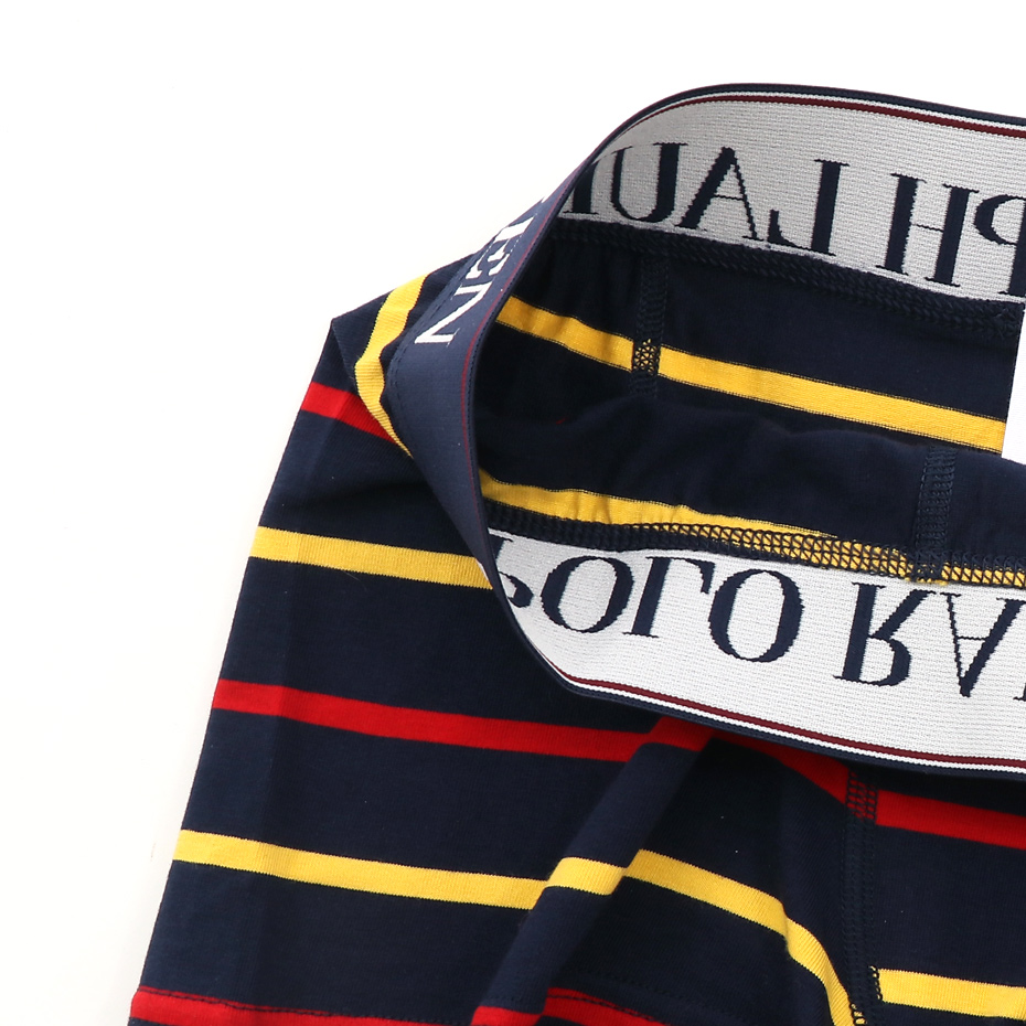 Multi Stripe ローライズ ボクサーブリーフ 20FW ポロ ラルフ ローレン【前閉じ】(RM3-S304L)