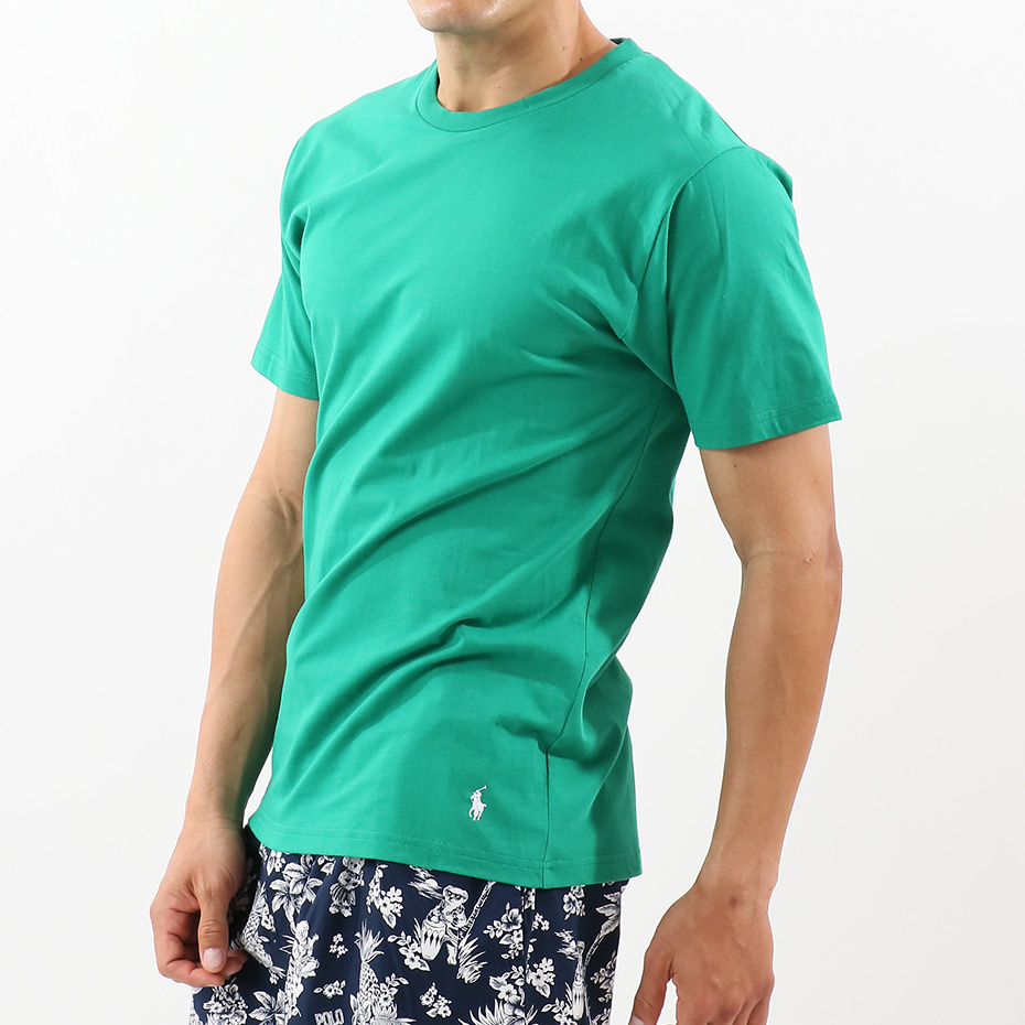クルーネック Tシャツ 20SS ポロ ラルフ ローレン(RM8-R302)