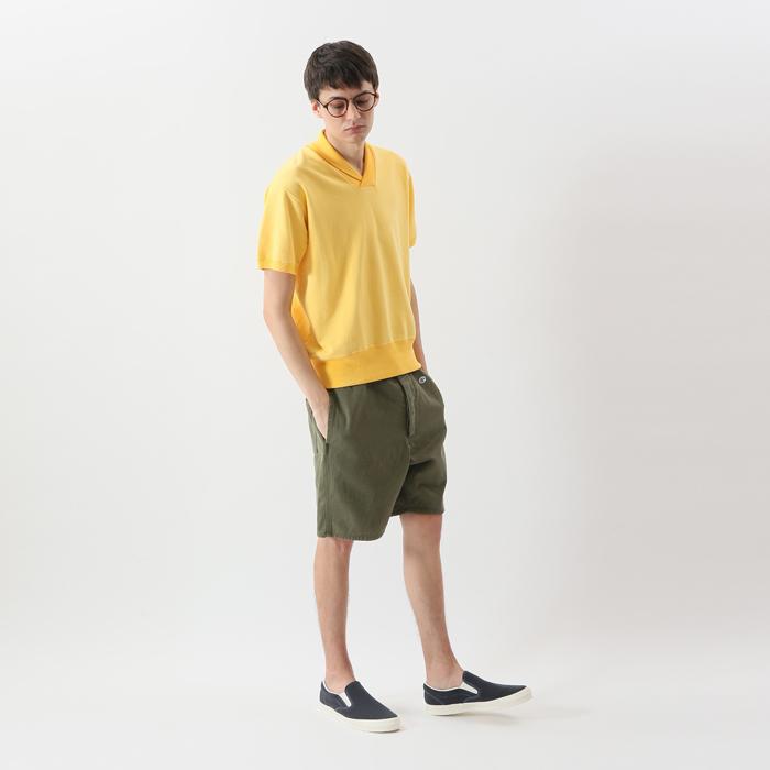 model:182cm 着用サイズ:L